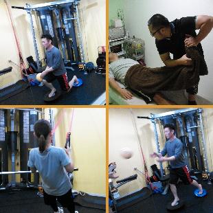 運動療法・機能訓練のイメージ